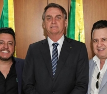 Bruno e Marrone são nomeados embaixadores do turismo