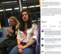 Casal de mulheres é agredido por gangue em ônibus em Londres