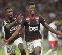 Flamengo vence o Inter