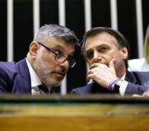 Sei nem quem é esse diz Bolsonaro sobre Alexandre Frota